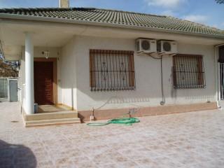 Chalet de Alquiler en Zona Norte Murcia