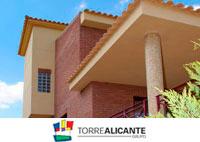 vivienda nueva en En Benferri-Alicante. Residencial Benfis Park